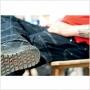 Chaussures de sécurité pour couvreurs, charpentiers -