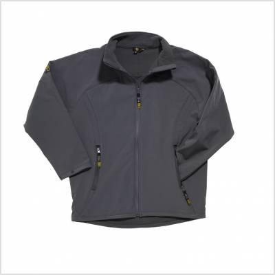 Blouson professionnel softshell look sport Casual Workzone polye