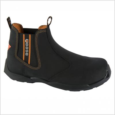 Chaussures professionnelles de sécurité B652 Dealer- S1P SRC - R
