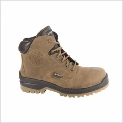Chaussures professionnelles B712  BUFFALO TOP S3 HRO HI CI SRC -