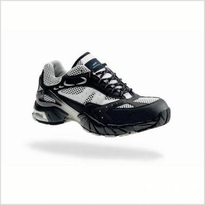 Chaussures professionnelles de sécurité basses Ignition - gris-n