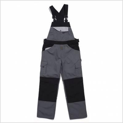 Cotte de travail à bretelles Workzone - polyester / coton