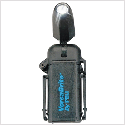 Lampe de travail mains-libres PELI VersaBrite 2250 Kit Deluxe Li