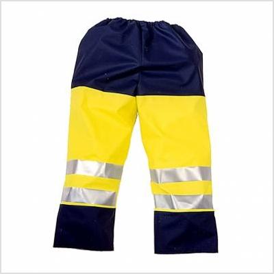 Pantalon de travail pluie bicolore - Michel