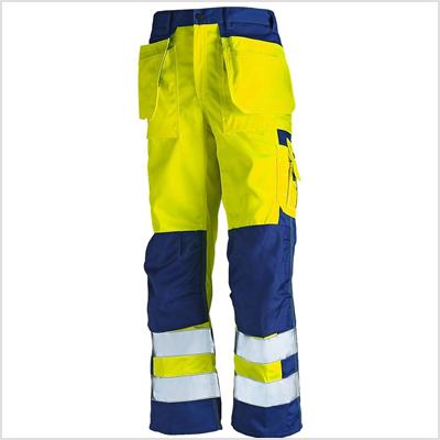 Pantalon de travail Haute Visibilité 1533 Blaklader