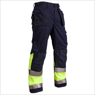 Pantalon de travail Haute Visibilité classe 1 - 1529 1370 Blakla