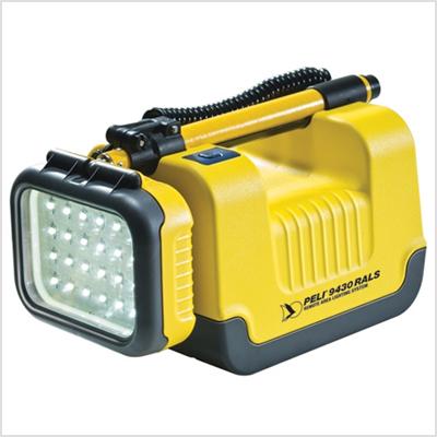 Système d'éclairage professionnel à distance PELI 9430