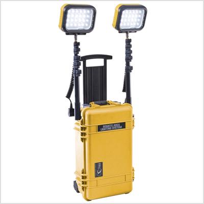 Système d'éclairage professionnel à distance PELI 9460