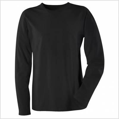 T-Shirt de travail noir manches longues 3314 - Blaklader