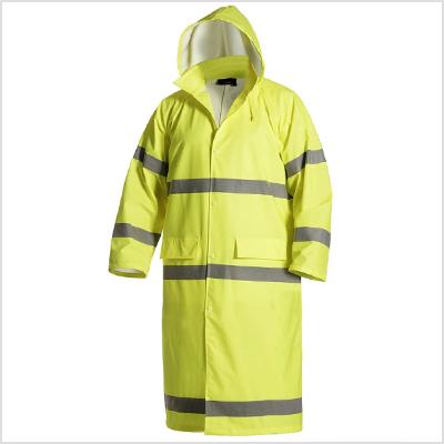 Veste professionnelle de pluie haute visibilité 4325 - Blaklader