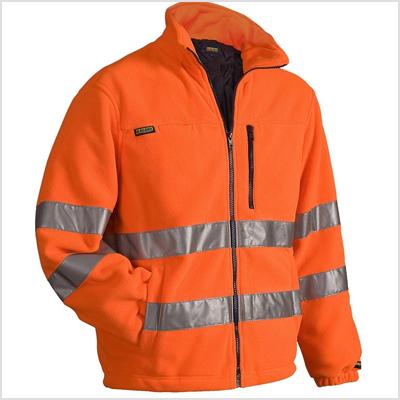 Veste de travail polaire haute visibilité 4853 Blaklader