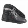 Chaussures de travail pour couvreurs, charpentiers