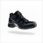 Chaussures professionnelles de sécurité hautes Aviation - noir