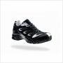 Chaussures professionnelles de sécurité basses Wing - noir