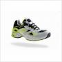 Chaussures professionnelles de sécurité basses Fly - gris-vert f
