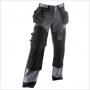 Pantalon de Travail Gris/Noir X1500 1370 - Blaklader