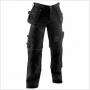 Pantalon de travail Noir X1500 1380 - Blaklader