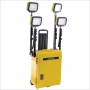 Système d'éclairage professionnel à distance 4 têtes PELI 9470