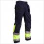 Pantalon de travail Haute Visibilité classe 1 - 1529 1860 Blakla